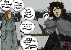 'And Ygritte Says' by Alexeil April. Used under Creative Commons license (http://alexielapril.deviantart.com/art/and-Ygritte-says-306166334)